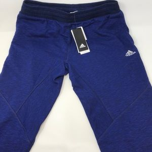 Adidas Men's Basketball 3/4 Length Jogger Pants